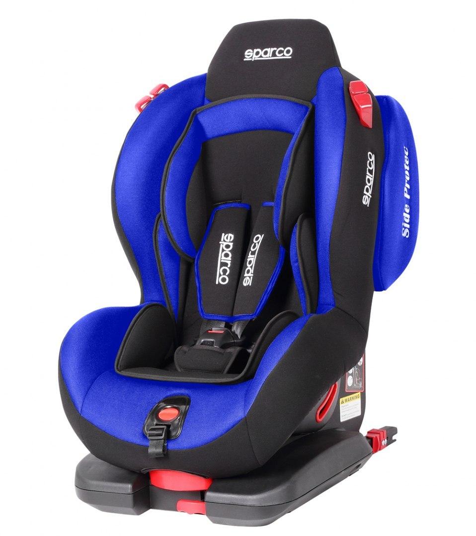 Fotelik Dziecięcy Samochodowy SPARCO F500i Evo ISOFIX ( 9-25kg ) - GRUBYGARAGE - Sklep Tuningowy